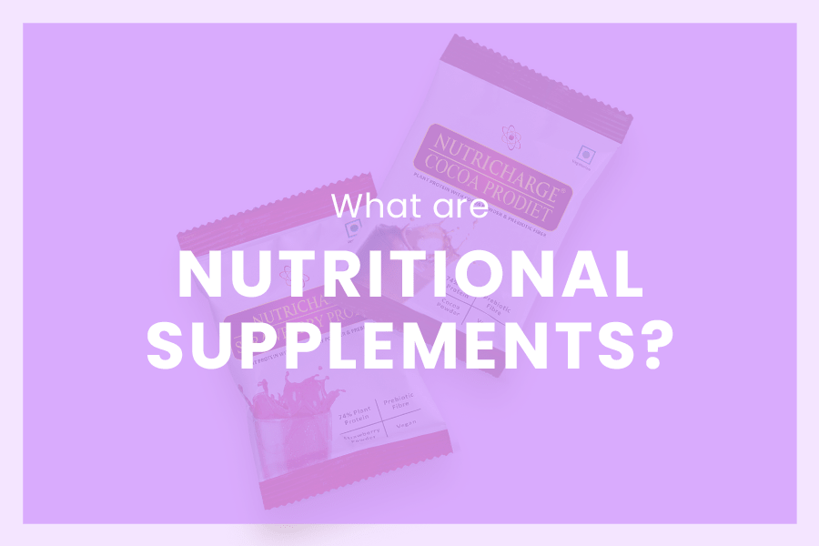 What are nutritional supplements?
