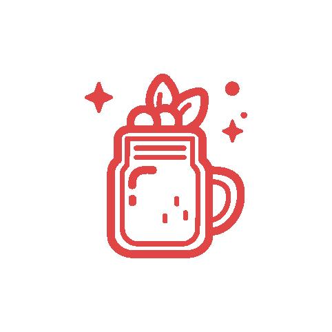 Enjoy the smoothie